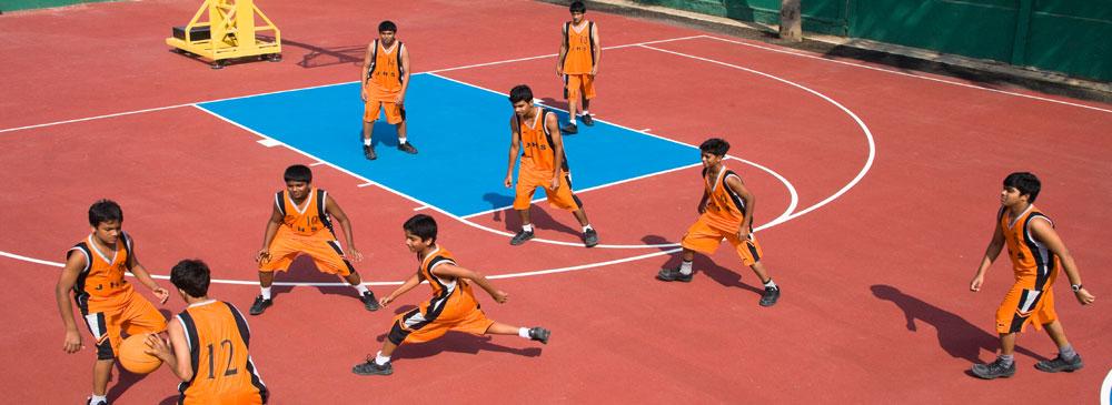 Best Sports School in India - Jain Heritage School, Bangalore