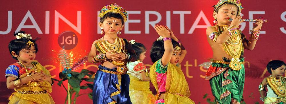 Jain Heitage School - Events
