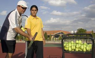 Tennis - Enrico Piperno , JHS Coach