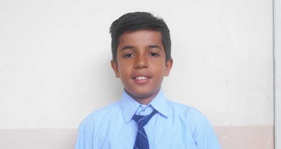 Manish Kumar, Jain Heritage School