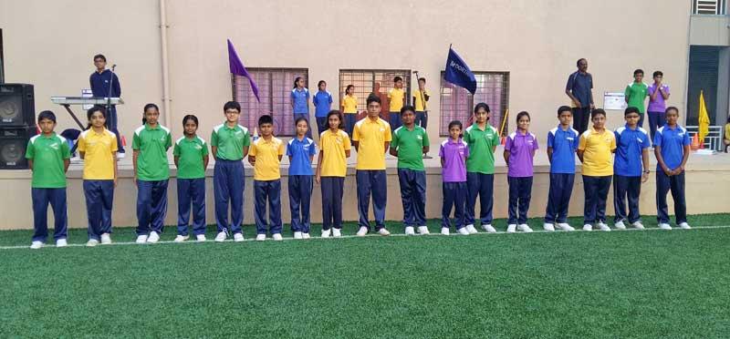 Class Leaders of Grade 6-8 - JHS