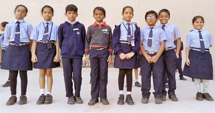 Class Representatives of Grade 3 & 4