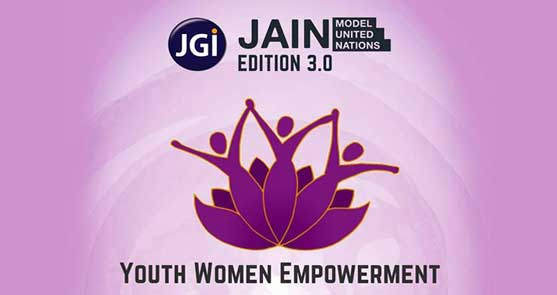 Jain Model United Nations - Jain Heritage School