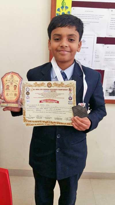 Arnav Niju - Jain Heritage School