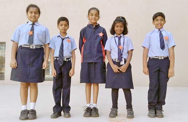 Star of the Week (Grade 3 and 4) - Jain Heritage School