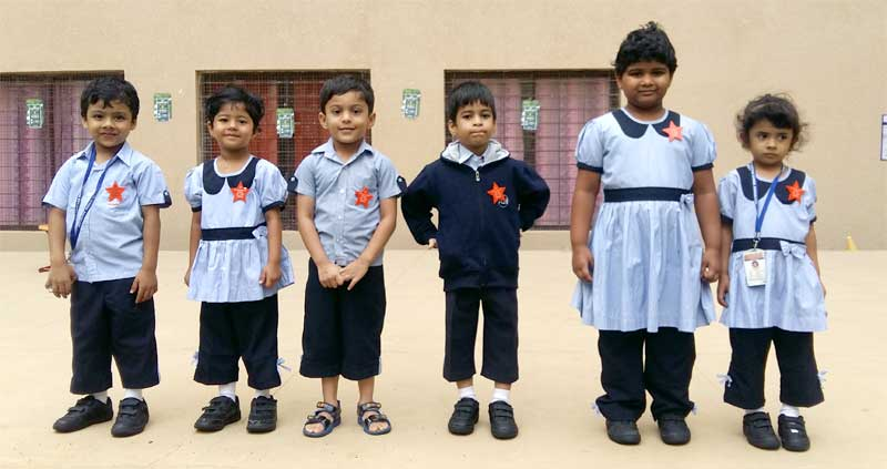 Fundamentals Star of the Week, Jain Heritage School