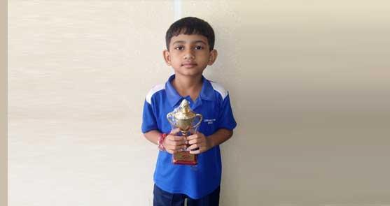 Champions Trophy, Jain Heritage School