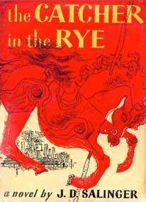 The Catcher in the Rye, Book - JHS