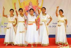 Kannada Rajyotsava at JHS