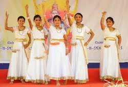 Kannada Rajyotsava at JHS